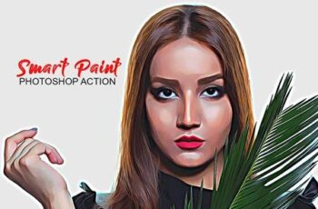 Smart Paint Photoshop Action 4906719 4