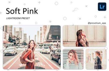 Soft Pink - Lightroom Presets 5219437 2