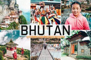 Bhutan Mobile & Desktop Lightroom Presets MPVTXFR 3