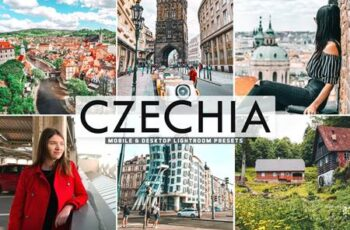 Czechia Mobile & Desktop Lightroom Presets 3MPG862 7
