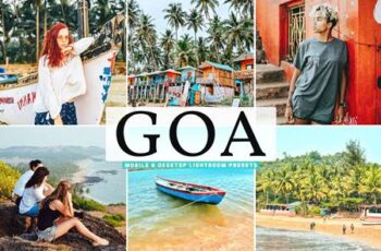 Goa Mobile & Desktop Lightroom Presets BV5A4QY 5