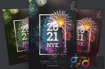 New Year Flyer WBR3LXM 16