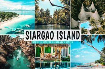 Siargao Island Mobile & Desktop Lightroom Presets 5ZQP6DD 15