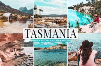 Tasmania Mobile & Desktop Lightroom Presets 772F9UY 13