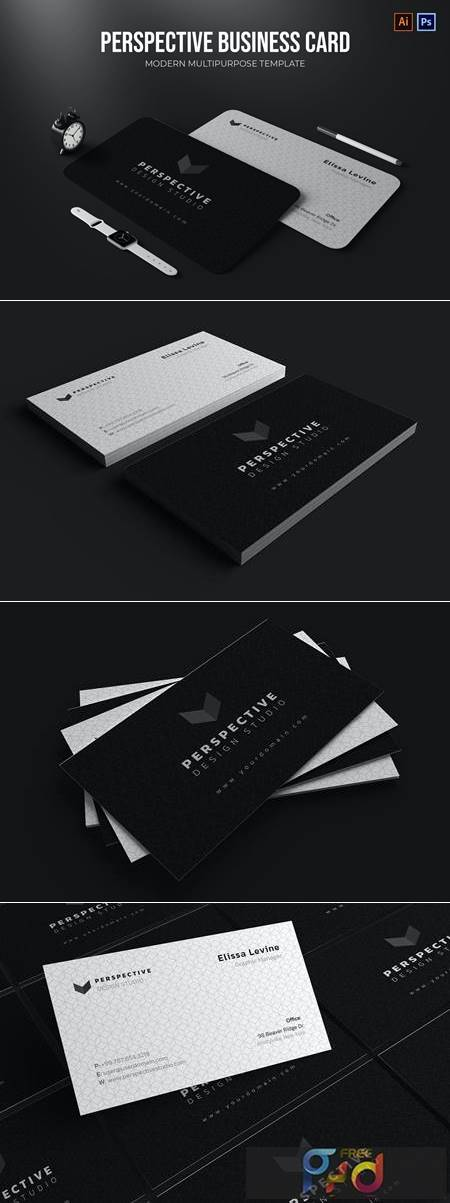 Perspective Studio - Business Card ZUKQ4BH 1