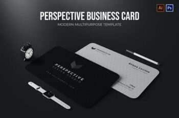 Perspective Studio - Business Card ZUKQ4BH 11