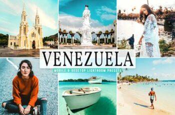 Venezuela Mobile & Desktop Lightroom Presets P45JAYM 6