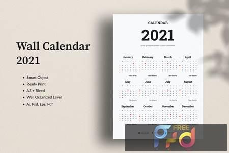 Calendar 2021 DPAJUTL 1
