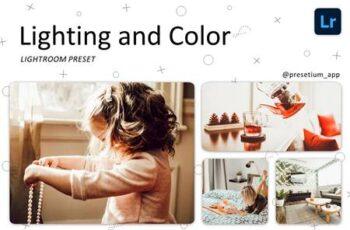 Lighting & Color - Lightroom Presets 5219453 2