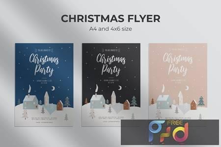 Merry Christmas Flyer KTEEYHS 1