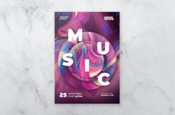 Music Festival Flyer 9LD2UY5 9