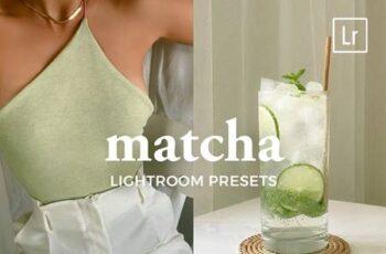 4 Lightroom Presets MATCHA 5461477 4
