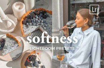 4 Lightroom Presets SOFTNESS 5447284 3