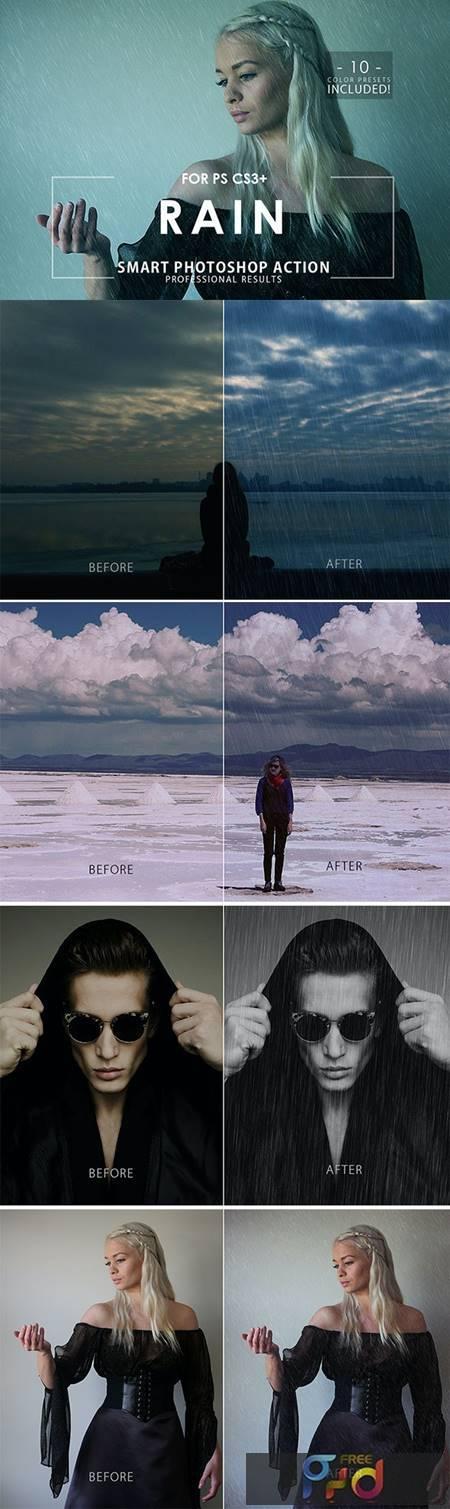 Rain Photoshop Action 28806032 1