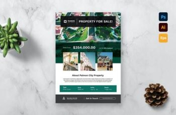 Real Estate Flyer Template XPW8MFW 5