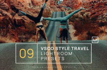 9 VSCO Style Travel Lighroom Presets + Mobile VK427KE 7