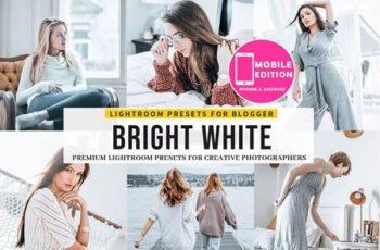 Bright White Lightroom Presets 7SNCRP7 2