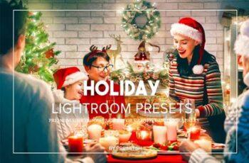 Holiday Lightroom Presets L5FXLTL 6
