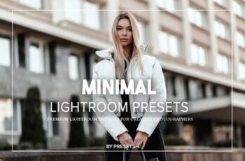 Minimal Lightroom Presets GG6293U 5