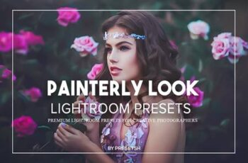 Painterly Lightroom Presets LJFX2R3 7