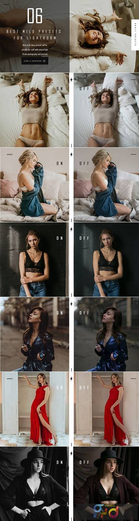 06 best mild presets for Lightroom 4992144 1