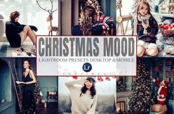 15 Christmas Lightroom Presets 5581592 2