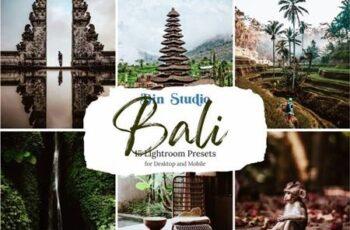Bali Lightroom Presets 5580991 7