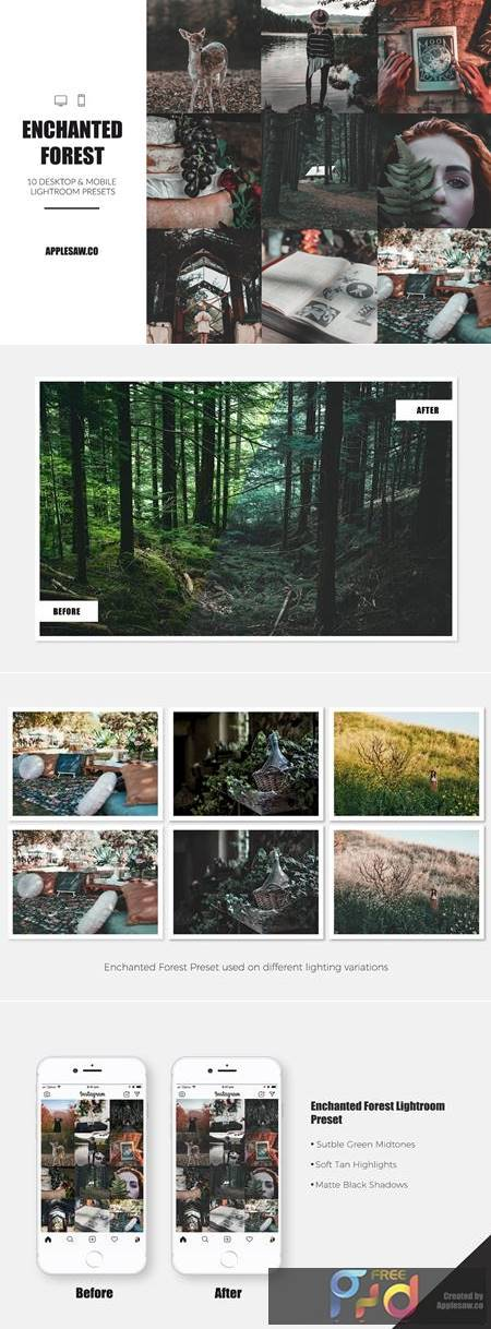 Enchanted Forest Lightroom Presets 4957995 1