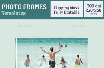 Photo Frames Template 28784744 8
