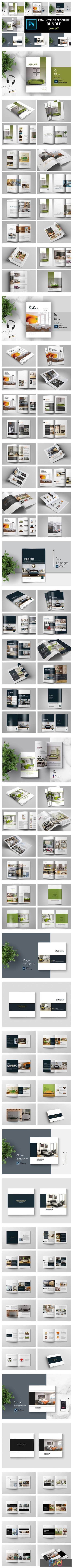 PSD Interior Brochure BUNDLE 4617268 1