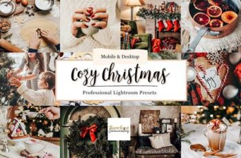 Cozy Christmas Lightroom Presets 5495665 4
