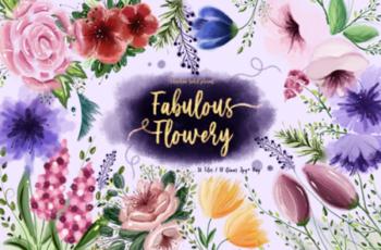 Fabulous Flowery 6764437 7