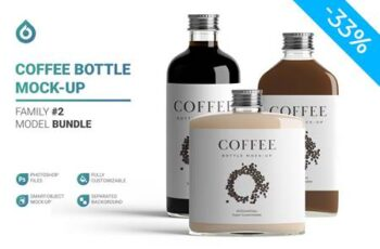 Coffee Bottle Mockup 4971163 4