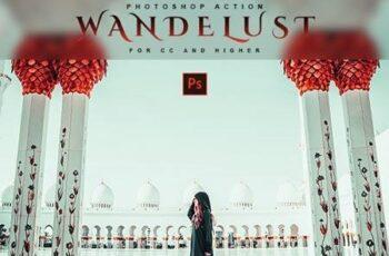 Wanderlust - Photoshop Action 28854054 7