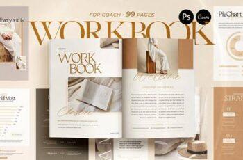 WorkBook Creator for Coach CANVA PS 5222868 16