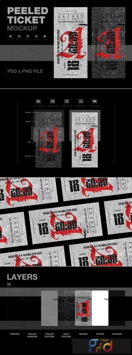 Peeled Ticket 5638118 1
