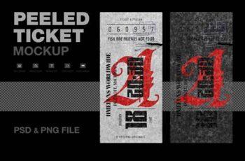 Peeled Ticket 5638118 3