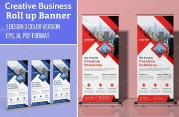 Best Business Roll-Up Banner 5635680 7