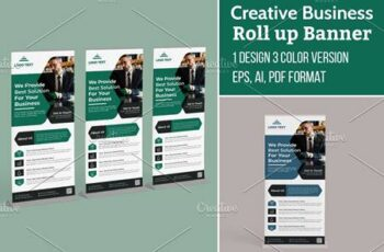 Business Roll Up Banner 5635686 10