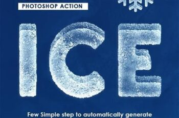 Realistic Ice Style - Photoshop Actions 29313503 5