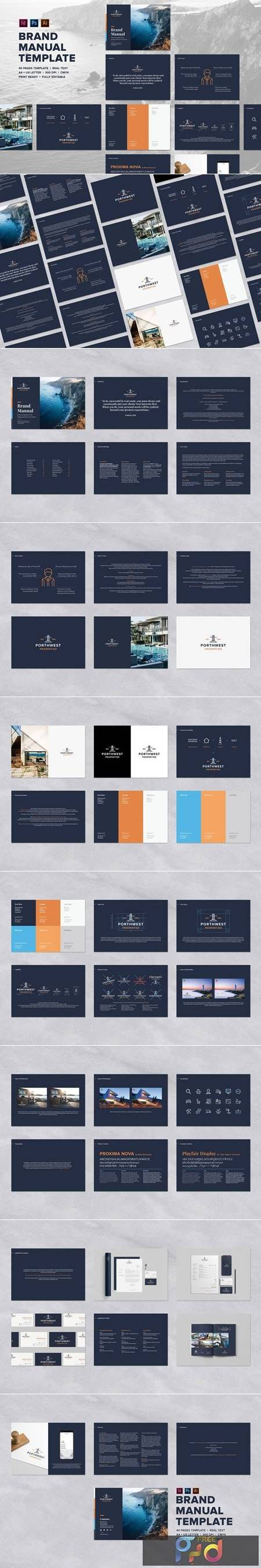 Logo Brand Guidelines Template 4893108 1