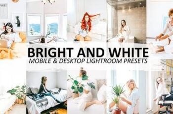 Bright and White Lightroom Preset 5562498 6