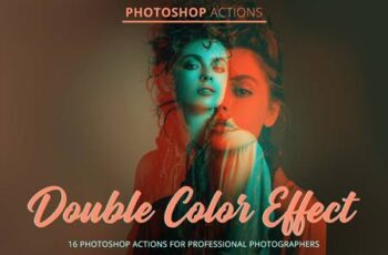 Double Color Effect Actions 4842908 7