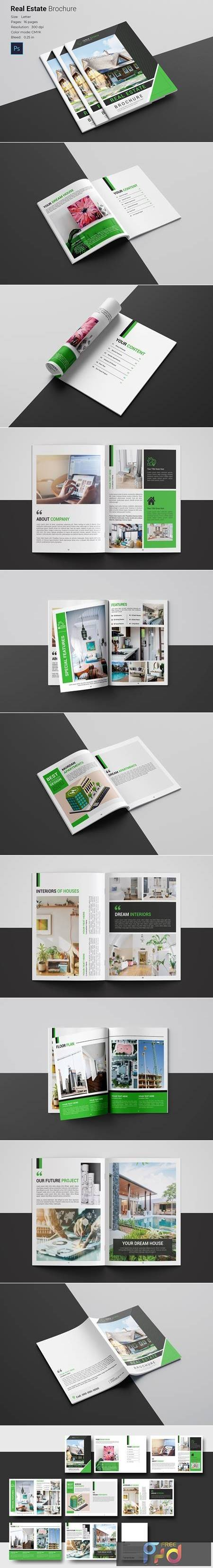 Real Estate Brochure Template 4970504 1