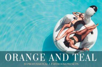 Orange & Teal Lr Presets 4821688 5