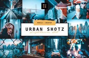 Urban Shotz – Pro Lightroom Preset 4802469 6