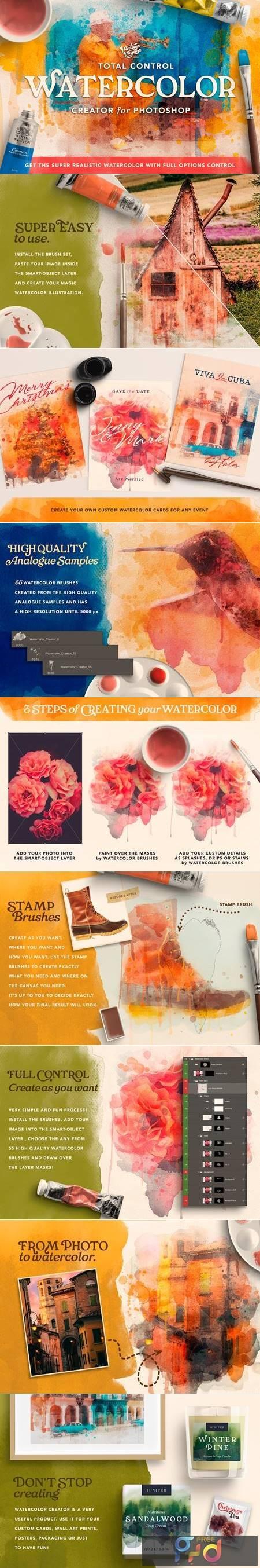 Total Watercolor Creator 5671238 1