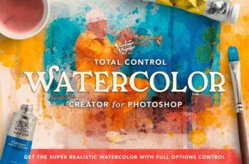 Total Watercolor Creator 5671238 15