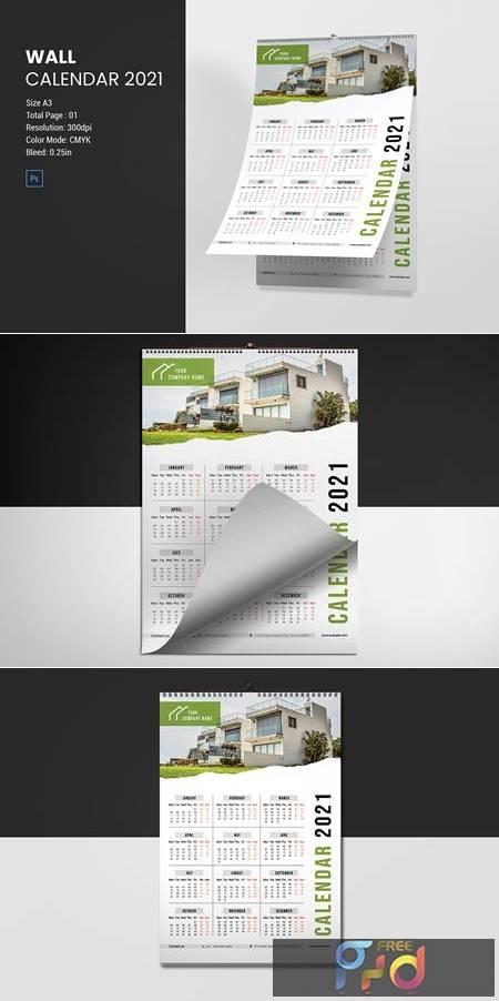 Wall Calendar 2021 5616792 1