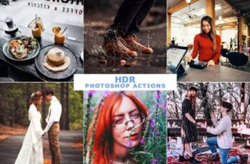 HDR Photoshop Actions 4454820 3
